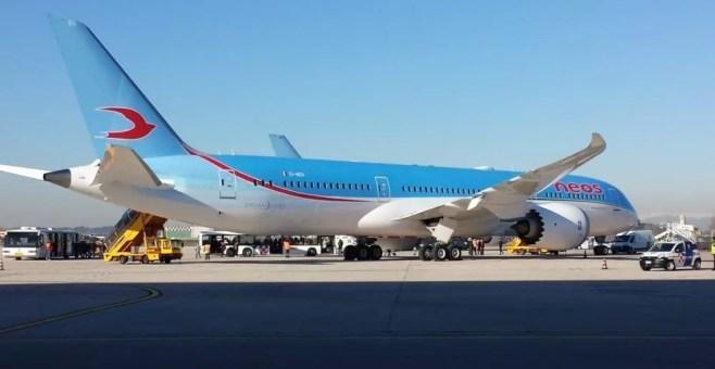 Neos 787 Dreamliner da Milano alla Repubblica Dominicana