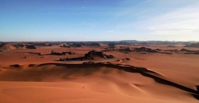 Merzouga e la notte nel deserto di Erg Chebbi