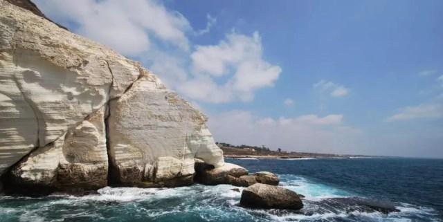 Rosh Hanikra: le grotte incantate israeliane