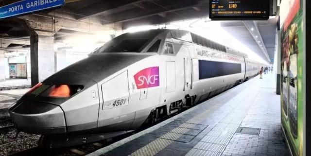 Come raggiungere Parigi in treno