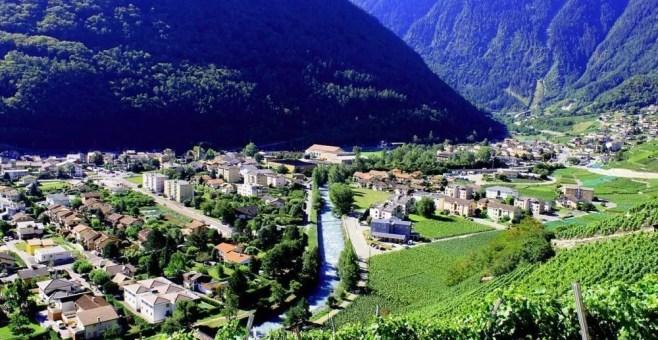 Martigny, dove alloggiare e cosa fare in inverno