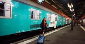Thello, dal nord Italia alla Francia in treno