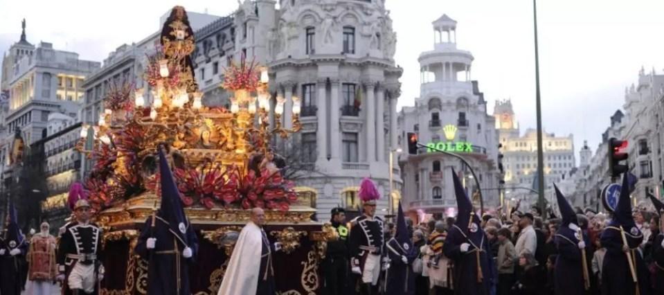Pasqua a Madrid: le tradizioni da vivere