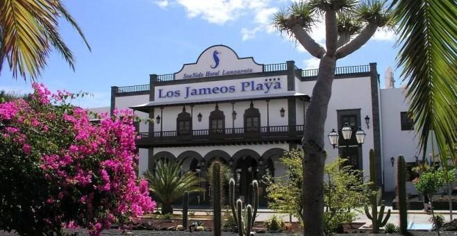 Dormire a Lanzarote, recensione dell'Hotel Seaside Los Jameos Playa