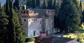 Castello del Trebbio: soggiornare nel Chianti