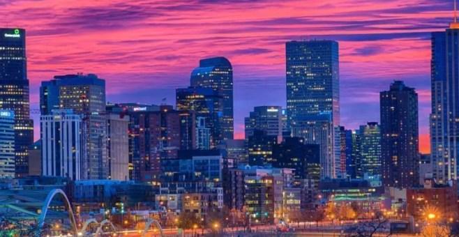 Denver, come arrivare