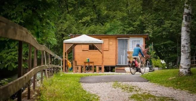Camping Lago di Tenno, recensione