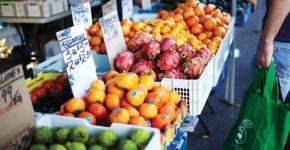 Davies Park Market, Brisbane: street food e atmosfera hippie