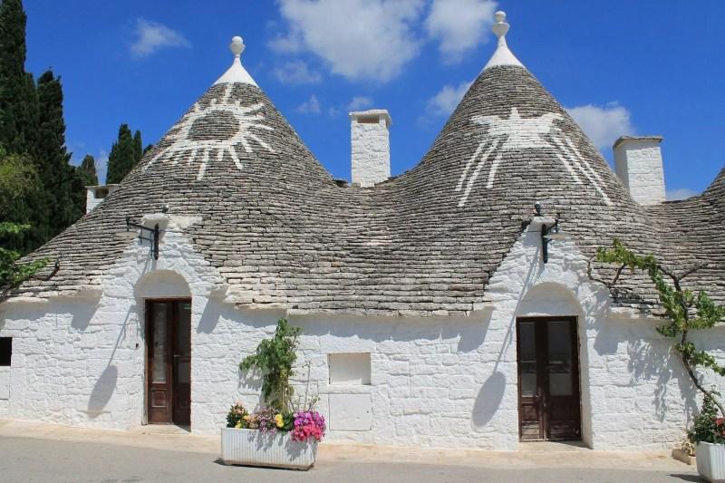 Dormire in un Trullo ad Alberobello, accoglienza e tradizione