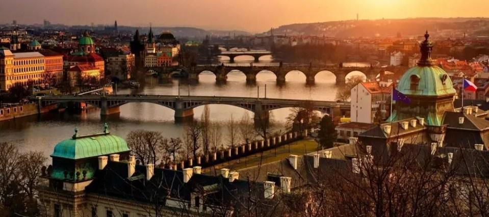 24 ore a Praga con le amiche