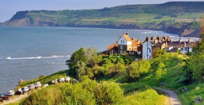 Cosa vedere a Robin Hood's Bay, Yorkshire