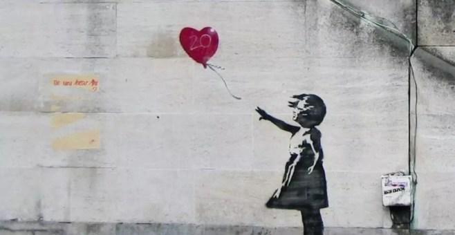 Londra e la Street art: i capolavori di Banksy nella capitale inglese
