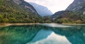 Lago di Tenno: un'oasi nei pressi del Lago di Garda