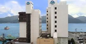 Dove dormire a Miyajima: The Miyajima Coral Hotel