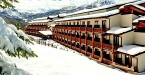 Sansicario Majestic, Hotel sulla neve