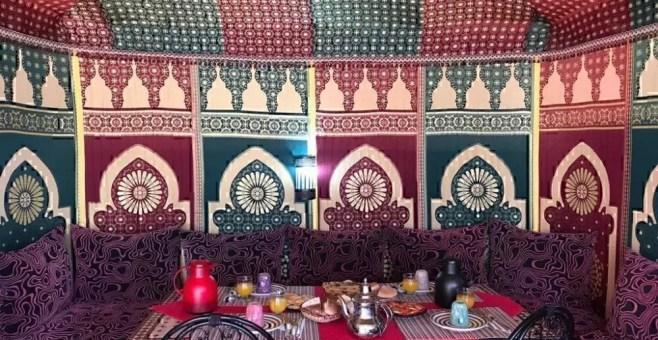 Marrakech, recensione Ostello Amour d'auberge