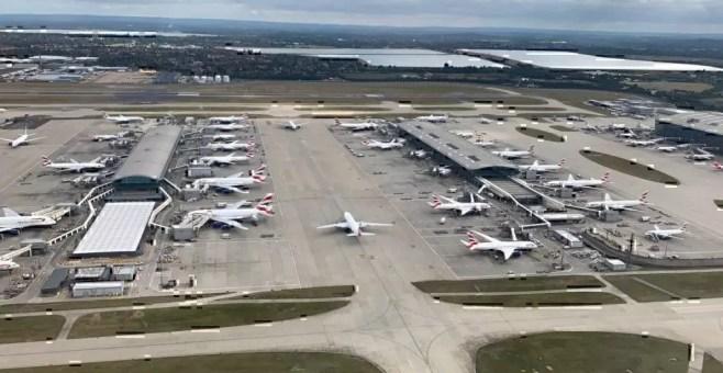 5 curiosità su Heathrow