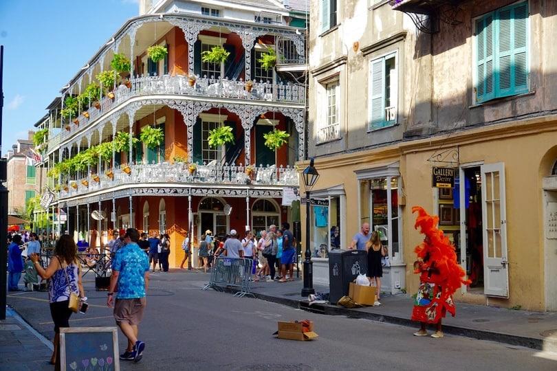 New Orleans cosa vedere guida alle attrazioni da visitare