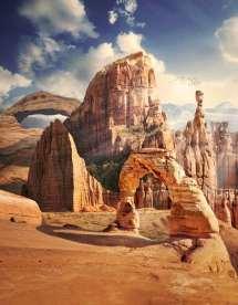 Utah Mighty Five Cinque Meravigliosi Parchi Dello