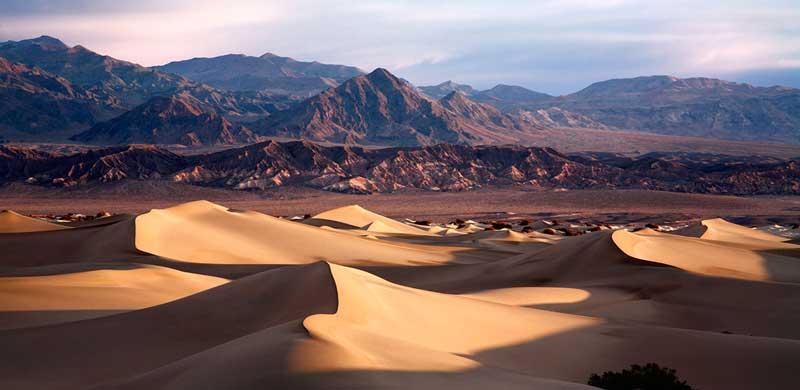 Dove dormire nella Death Valley hotel dentro o fuori dal