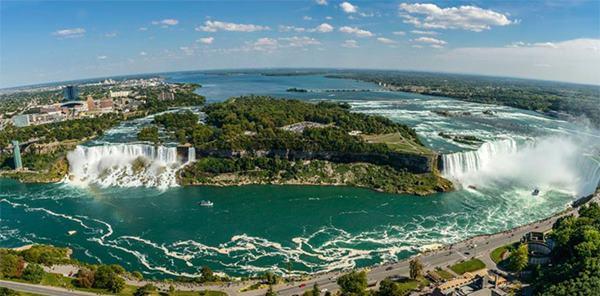 Numa Falls Wallpaper New York Cascate Del Niagara Come Organizzare Un Tour