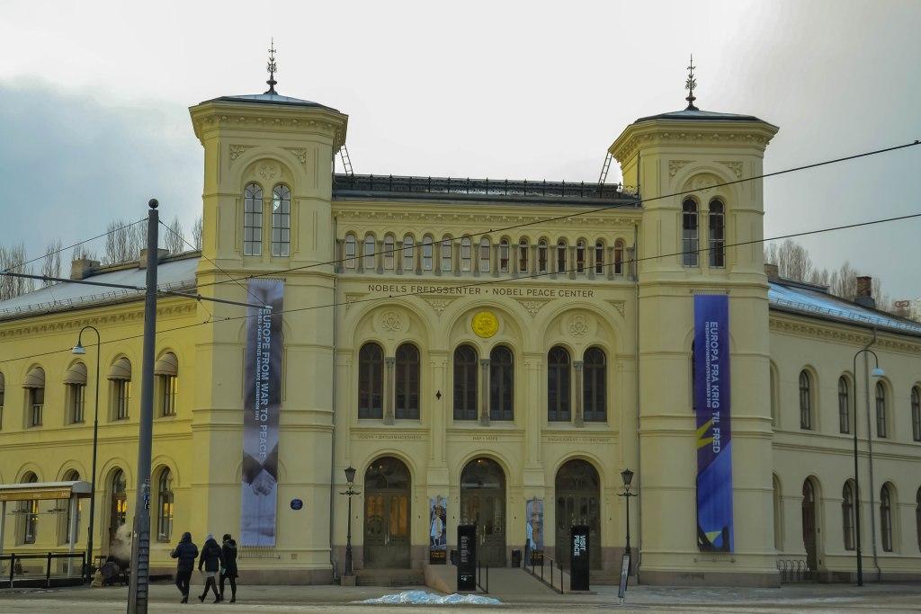 Centro Nobel per la Pace