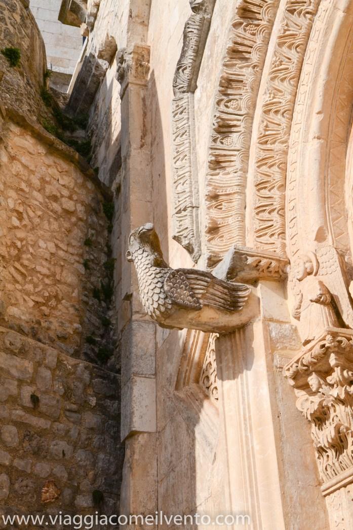 dettaglio chiesa Santa Maria Maggiore