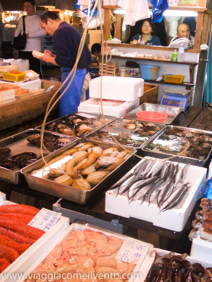 Tsukiji Market