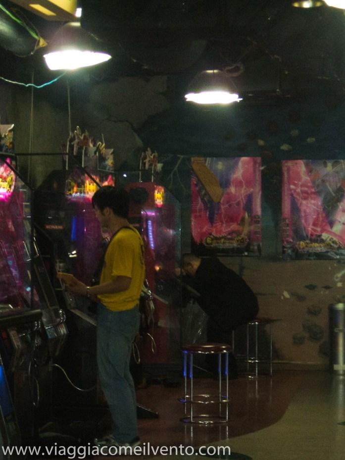 Game Arcade in Roppongi