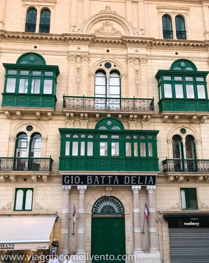 Repubblic Street Malta