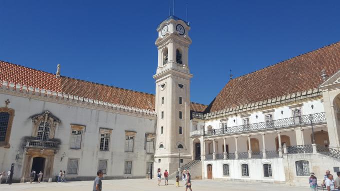 coimbra edifici storici