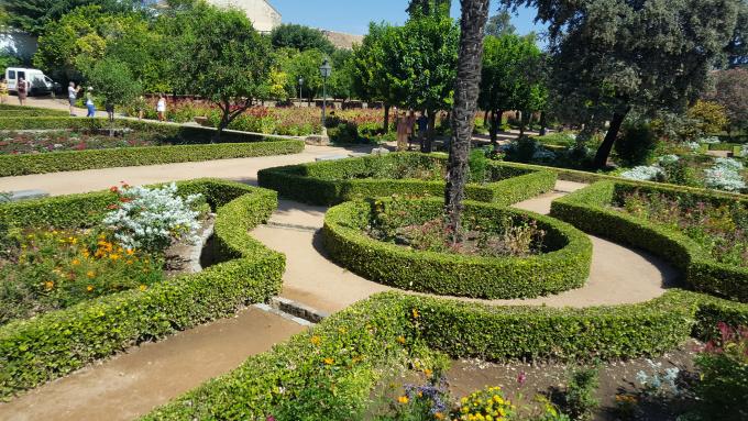 cordoba giardini alcazar