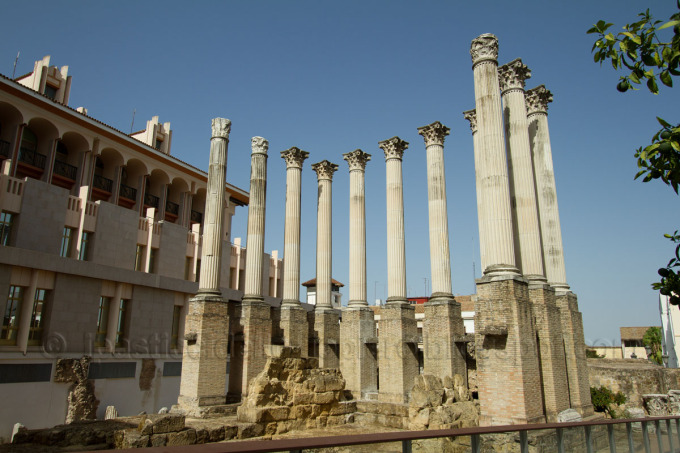 cordoba tempio romano