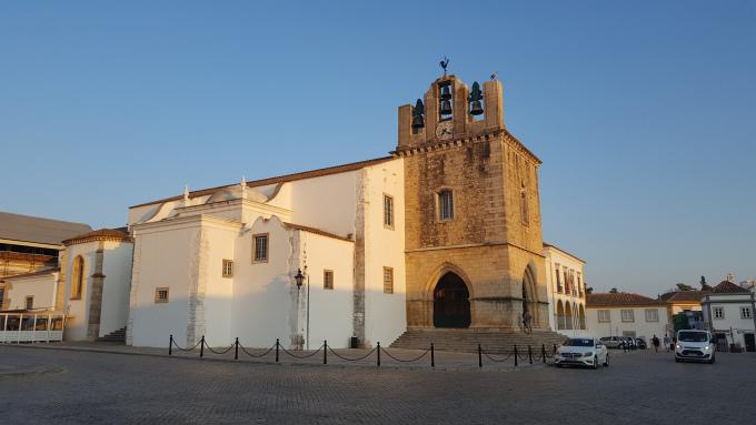algarve cattedrale di faro