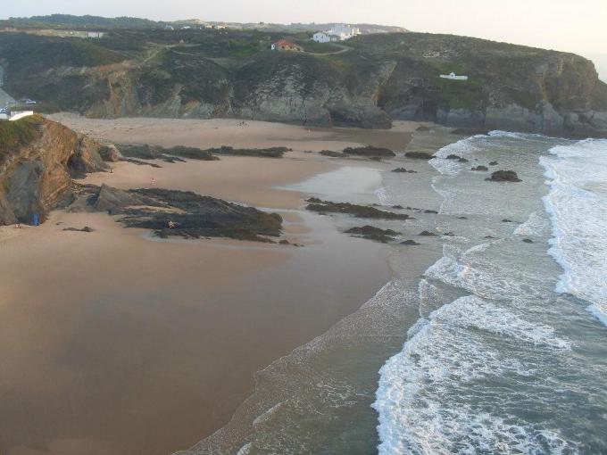spiagge del portogallo zambujeira