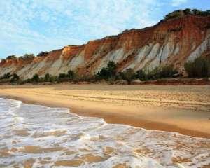 algarve spiaggia falesia albufeira