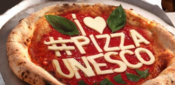 I love pizza unesco