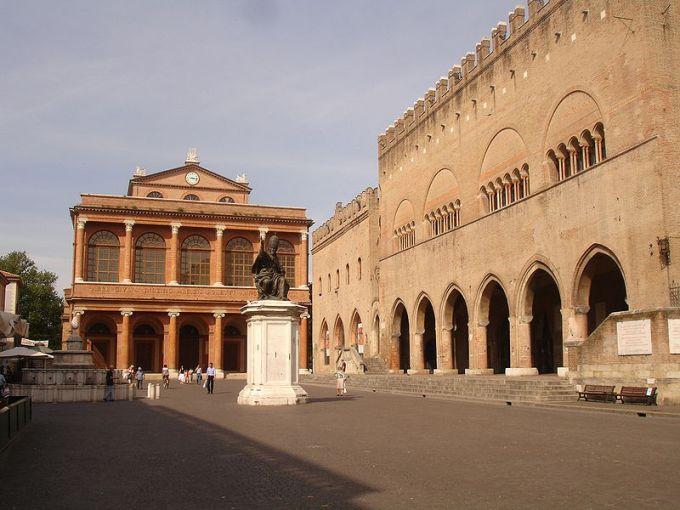 rimini culturale piazza cavour