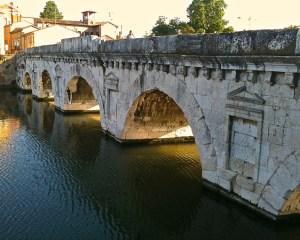 rimini culturale ponte tiberio