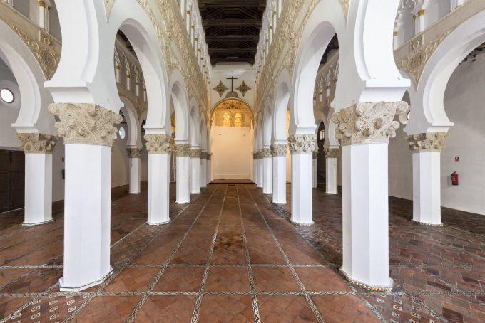 sinagoga santa maria la blanca toledo