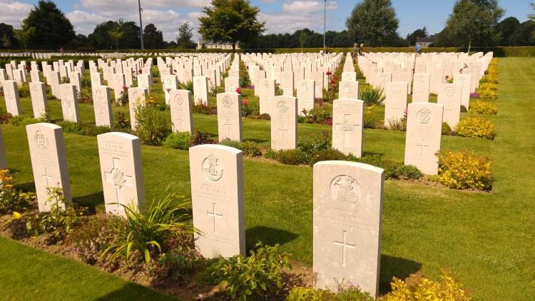 sbarco in normandia cimitero bayeux