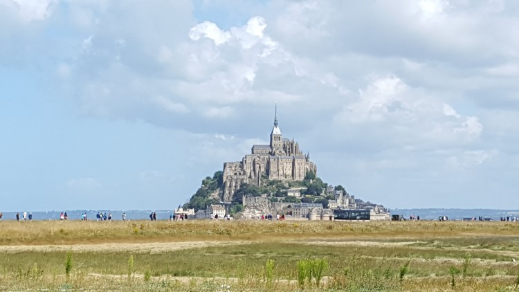 panorama le mont saint michel