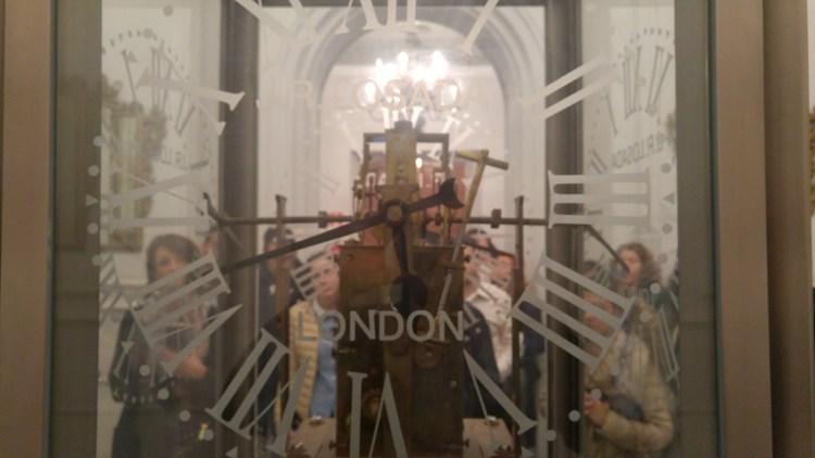 museo de la atalaya quadrante trasparente