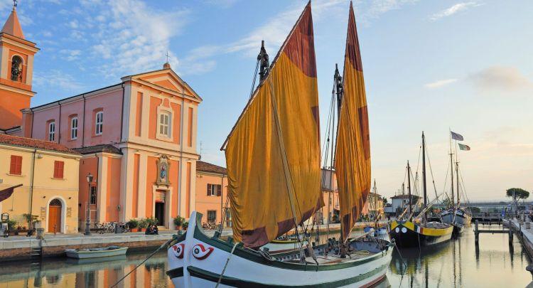 museo della marineria canale