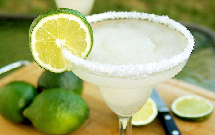 cocktail margarita a base di tequila