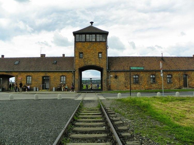 campo di concentramento di auschwitz dintorni di cracovia