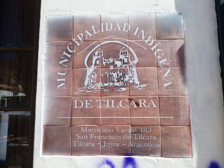 municipalità indigena di tilcara provincia di jujuy