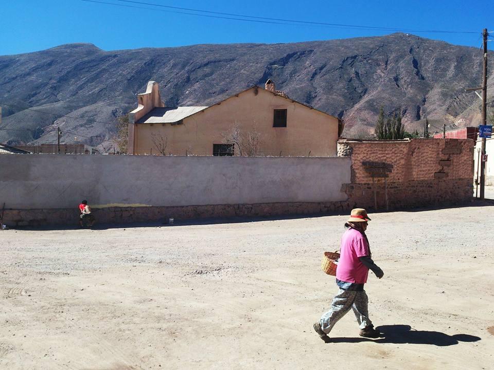 strade polverose di tilcara provincia di jujuy
