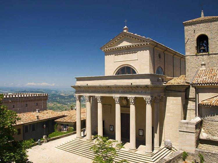 la basilica di san marino