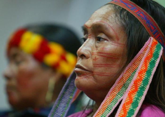 hernán huarache mamani negli occhi dello sciamano